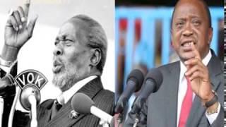 Gukunguira mutongoria wa mbere wa bururi Mzee Jomo Kenyatta Pt01