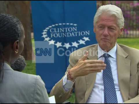 RWANDA: BILL CLINTON COMMENTS ON WEINER SCANDAL