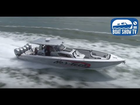 Nor-Tech Factory on Boat Show TV with Stu Jones