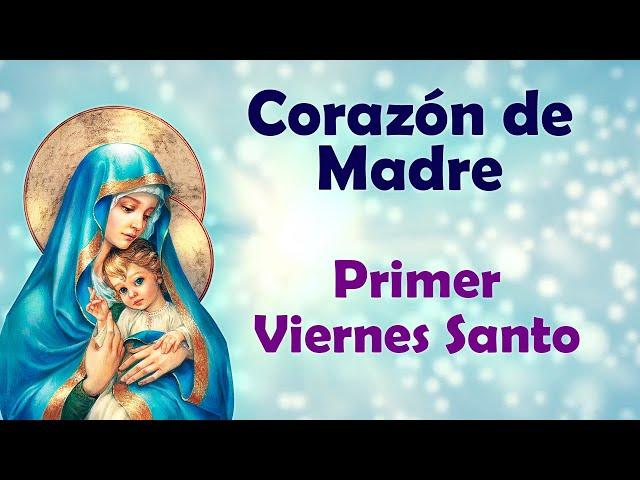 Corazón de Madre María y Concepto Inmaculado