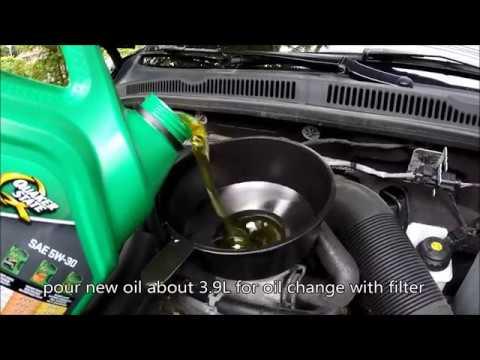 2013 vw passat 2.5 oil type