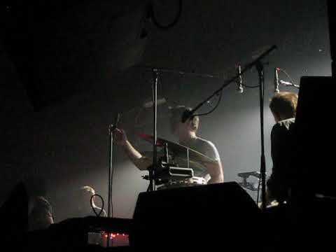 LCD Soundsystem - (NEW TRACK)  'I Used to' live @ The Warehouse Project, Manchester, 16/09/17