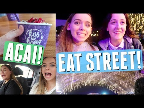 AWKWARD UBER RIDES, EAT STREET & GETTING BULLIED?! | Weekly Vlog #63 Pt.3