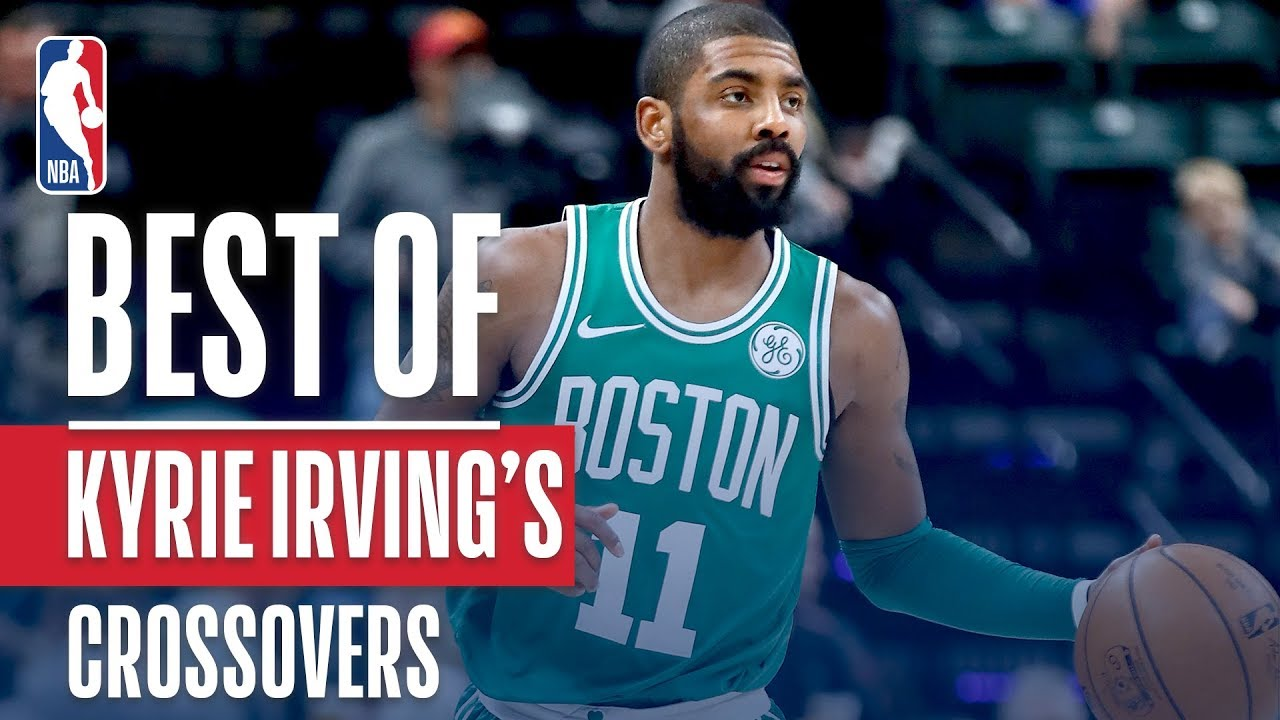 b5d239c6e6f4 Kyrie Irving s Best Crossovers and Handles with the Celtics - YouTube