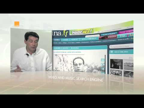 Video & Music Search Engine - Orange