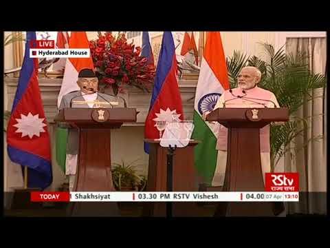 India, Nepal rebuild ties: Joint Statement by PM Modi and Nepalese PM KP Sharma Oli