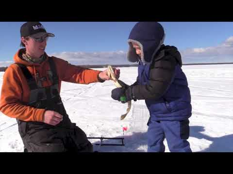 UP Ice Fishing, Shed Hunting -  Michigan Out of Doors TV #1811
