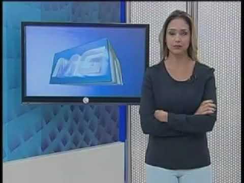 Apresentadora do MGTV Solta Palavrão Veja, Vídeos engraçados. Programa Medina Jazade.