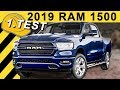 Der 400 PS Laster! TEST 2019 DODGE RAM 1500 5.7 HEMI BIGHORN