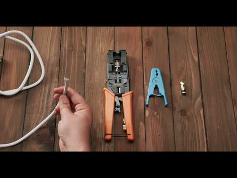 Etekcity | Coax Cable Crimper (How-To)
