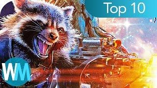 Top 10 der COOLSTEN Guardians of the Galaxy FAKTEN