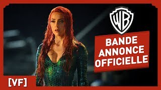Aquaman - Bande Annonce Officielle (VF) - Jason Momoa / Amber Heard streaming