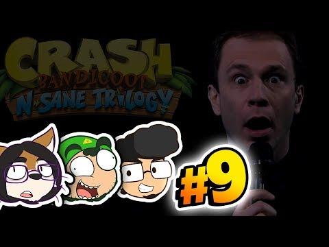 QUE AGONIA! | Crash Bandicoot (N. Sane Trilogy) #09