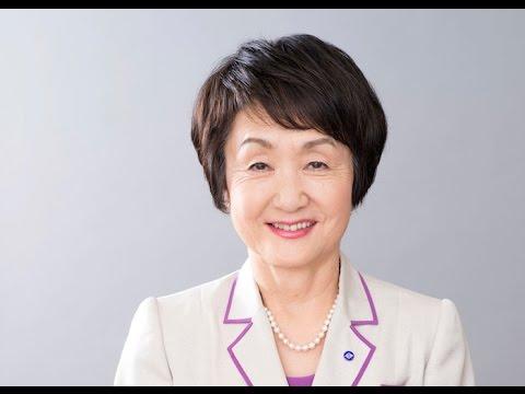 ACCJ 2014 Person of the Year Award Ceremony for Yokohama Mayor Fumiko  Hayashi
