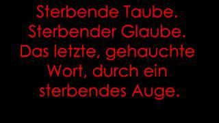 Repeat youtube video Casper- Herz (lyrics) ♥
