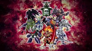 Super Robot Wars T OST - Yuzurenai Negai l Unyielding Wish (Magic Knight Rayearth)