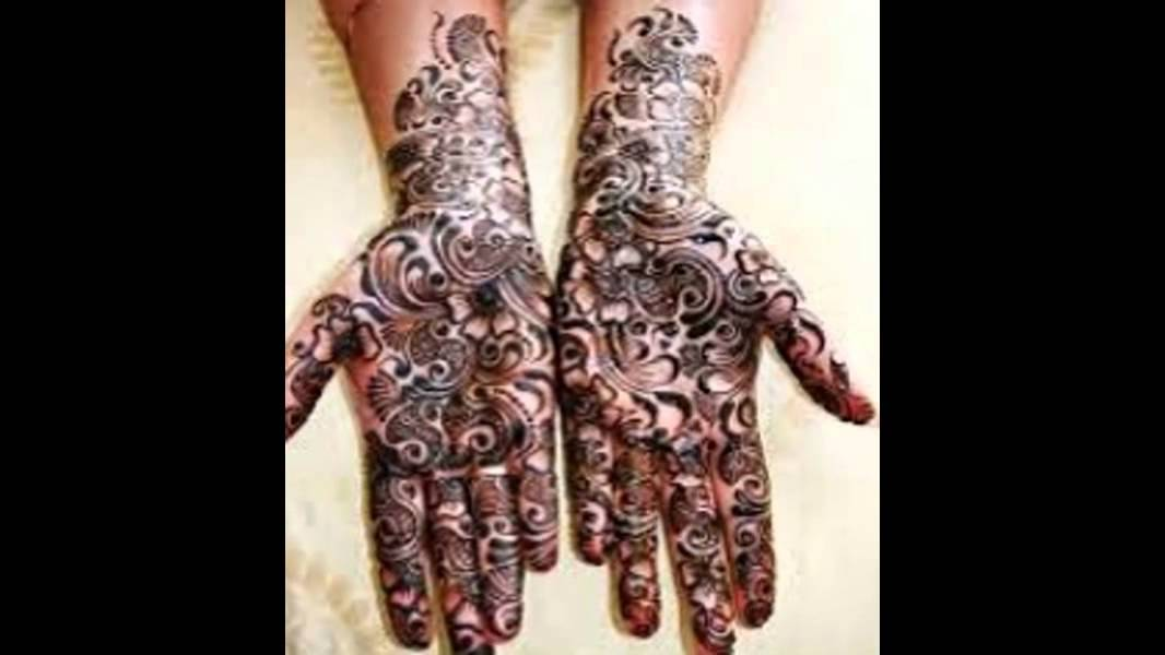 Mehendi Design Book Pdf