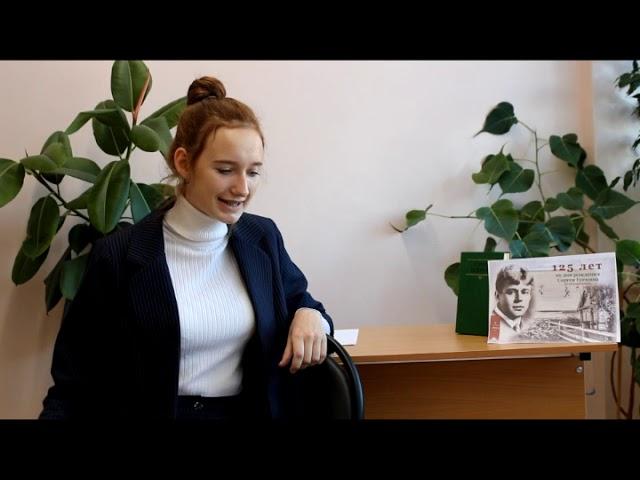 Изображение предпросмотра прочтения – НатальяБатуева читает произведение «Собаке Качалова» С.А.Есенина