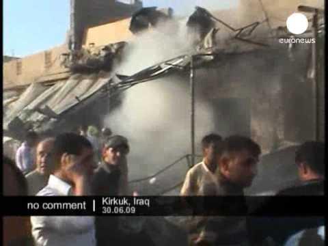 Iraq: Bomb explosion in Kirkuk - no comment