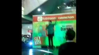 Darren Espanto-Domino @ Robinsons Cabanatuan
