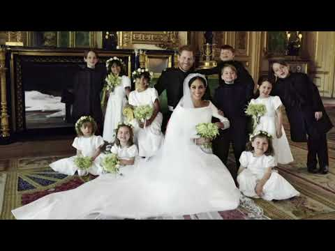 Kensington Palace Releases Royal Wedding Photos