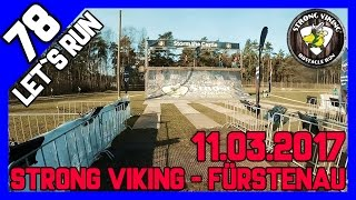 🏃Let´s Run #78 - Strong Viking Fürstenau 2017 🏆 19km OCR Series Elite Platz 13