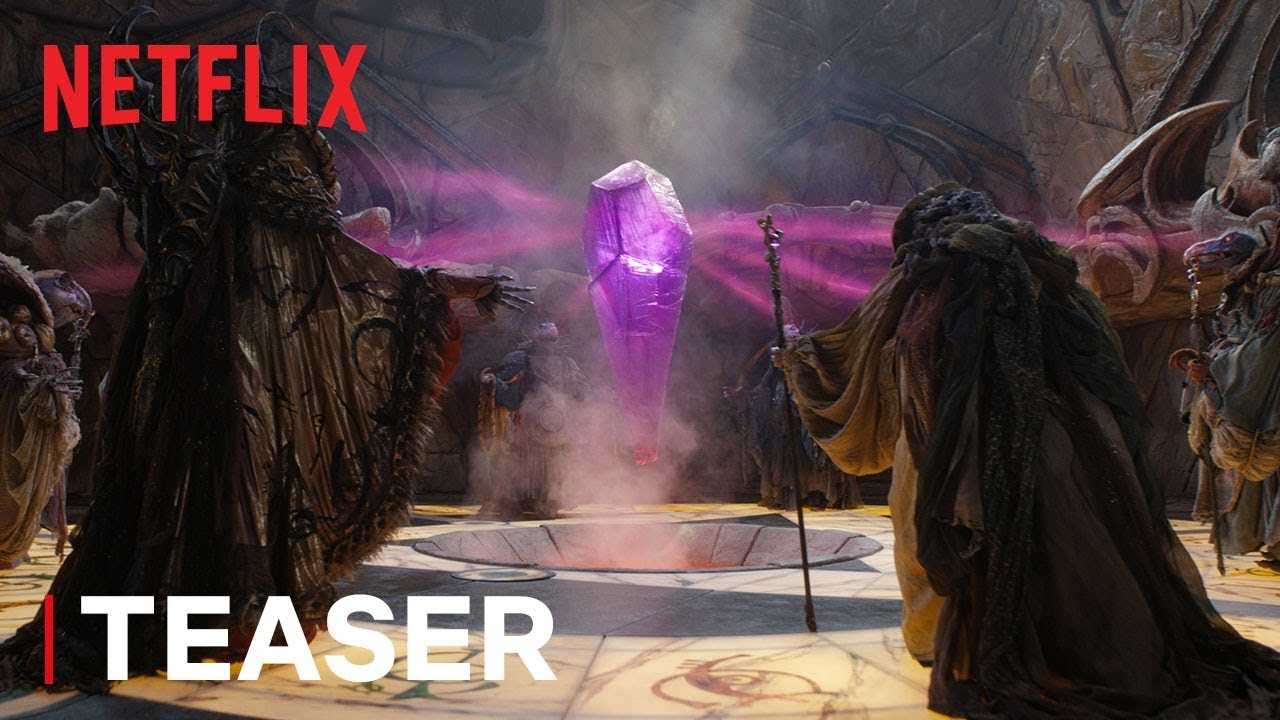 Netflix releases new trailer for 'The Dark Crystal: Age of Resistance'