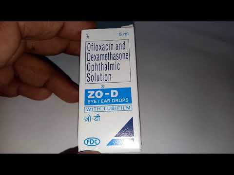 Zo D Eye Drop Full Review