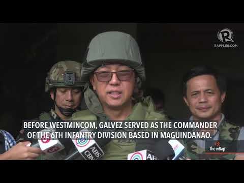Carlito Galvez Jr is next AFP chief