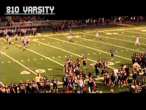 Blue Valley vs. Blue Valley Southwest high school football 9.9.11