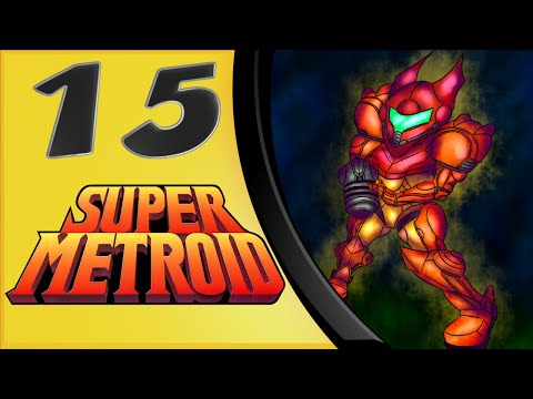 Super Metroid #15 🎮 War das...