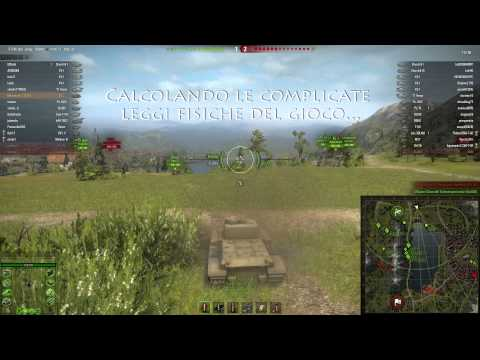 World of Tanks - Replay Divertente [3] - Calcoli e tanto culo