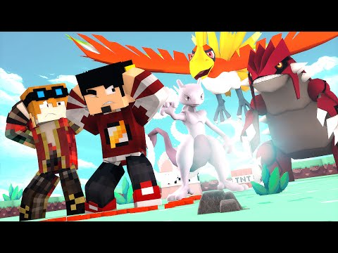Minecraft: LIGA POKEMON #11 - Estrategia Redstone ‹ AM3NIC ›