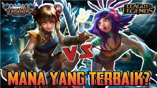 League Of Legends VS Mobile Legends - WHICH IS THE BEST CHARACTER?