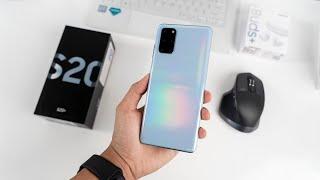 Mở hộp Samsung Galaxy S20, S20+ và S20 Ultra