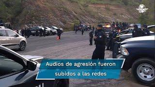 Cuatro elementos de la PDI mexiquense circulaban por la zona  cuando fueron baleados; en la zona opera La Familia Michoacana