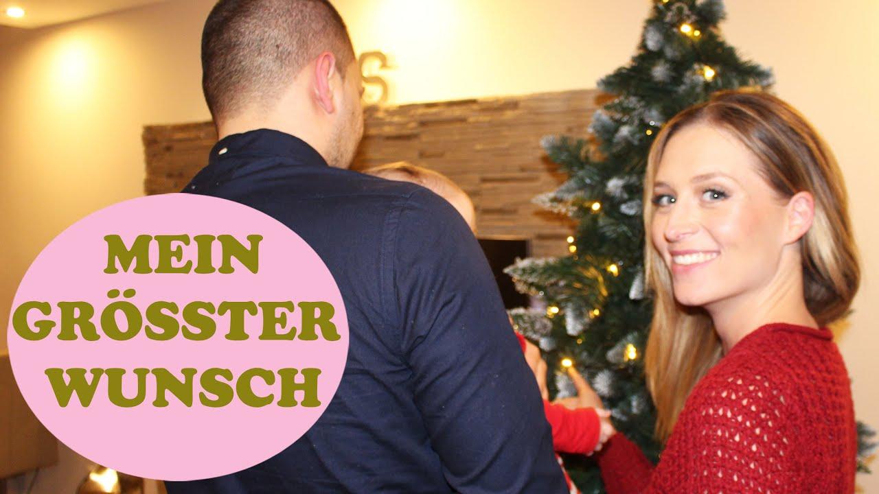 MEIN SEHNLICHSTER WUNSCH #weihnachtenistindir - YouTube