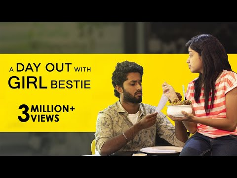 A Day Out with Girl Bestie | Awesome Machi | English Subtitles