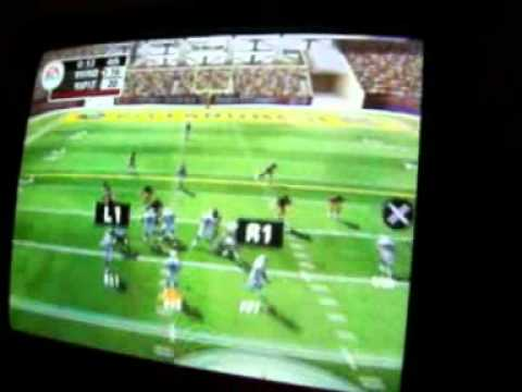 Madden 05 Classic Moments Part 7 1996 Colts and Steelers