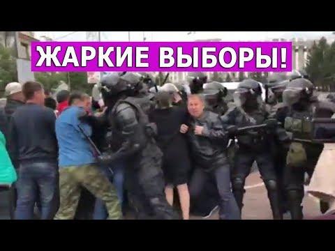Столкновения в Улан-Удэ и результаты выборов. Leon Kremer #71