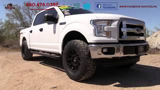 2016 Ford F-150 Crew Cab XLT 4WD Truck - Luxury Motorsports (15303)