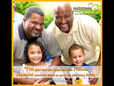 Michael and Tyrone's Foster Care Adoption Story