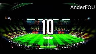 Lionel Messi - Top 10 Goals Ever - AnderFOU