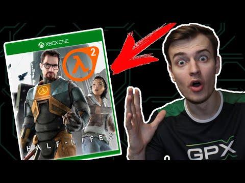 Скачал Half-Life 2 на Xbox One