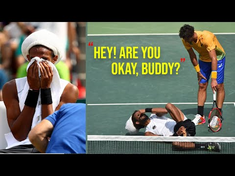 When Tennis Broke its Biggest Entertainer's HEART #2   Dustin Brown Sad Story  