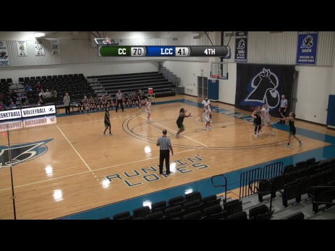 Lamar Community College vs. Clarendon College (Women's Basketball)