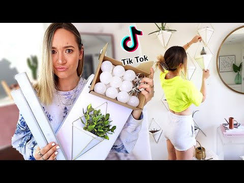 8 Amazon + TikTok MUST HAVES!! 'a collective room decor haul