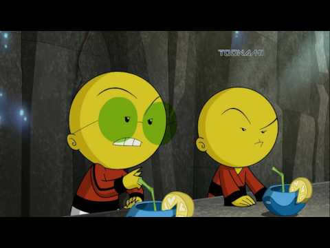 Download Xiaolin Chronicles #18 - Super Cow Patty (Clip 2)