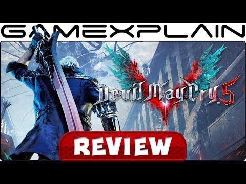Devil May Cry 5 - REVIEW (PS4) thumbnail