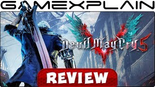 Devil May Cry 5 - REVIEW (PS4)